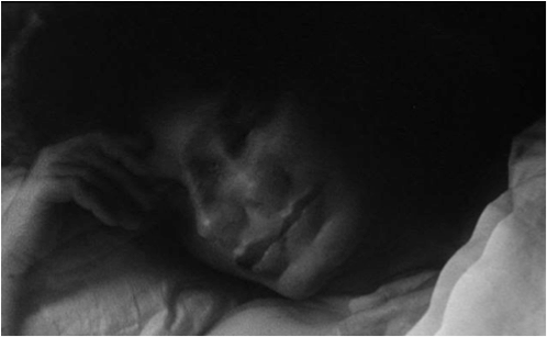 Still from La Jetée (Marker 1962)